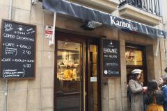 KANTOI Kafe San Sebastian