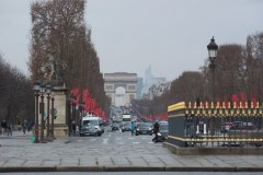 Tour Januar 2020 - Stopp in Paris